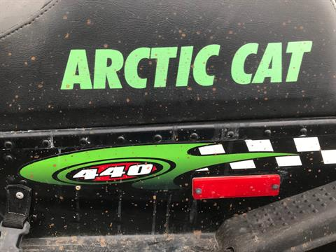 2000 Arctic Cat Z® 440 es in Hancock, Michigan