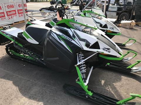 2018 Arctic Cat M 6000 141 in Hancock, Michigan