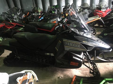 2016 Yamaha SRViper L-TX DX in Hancock, Michigan