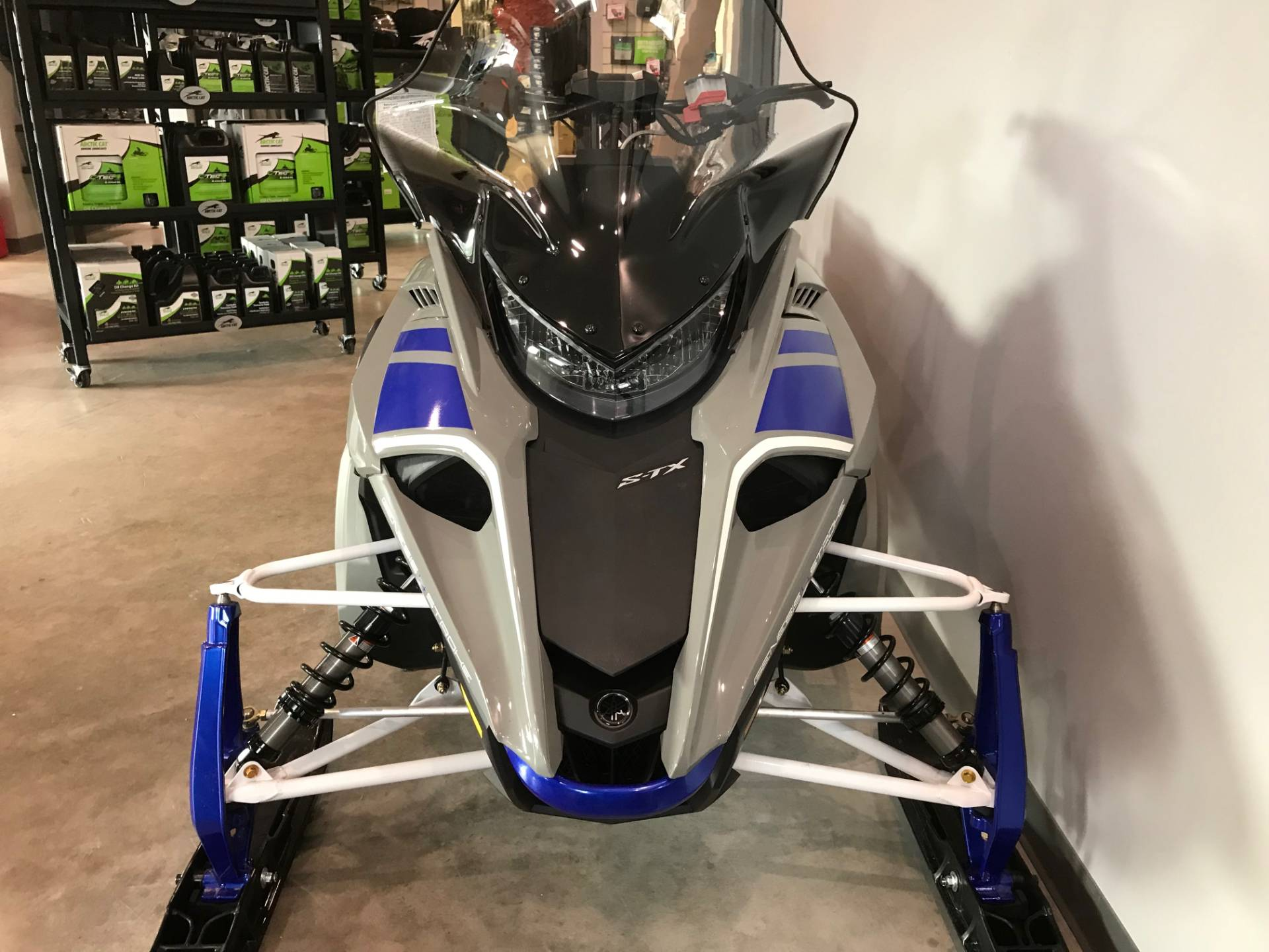 2018 Yamaha Sidewinder S-TX DX 137 in Hancock, Michigan - Photo 2