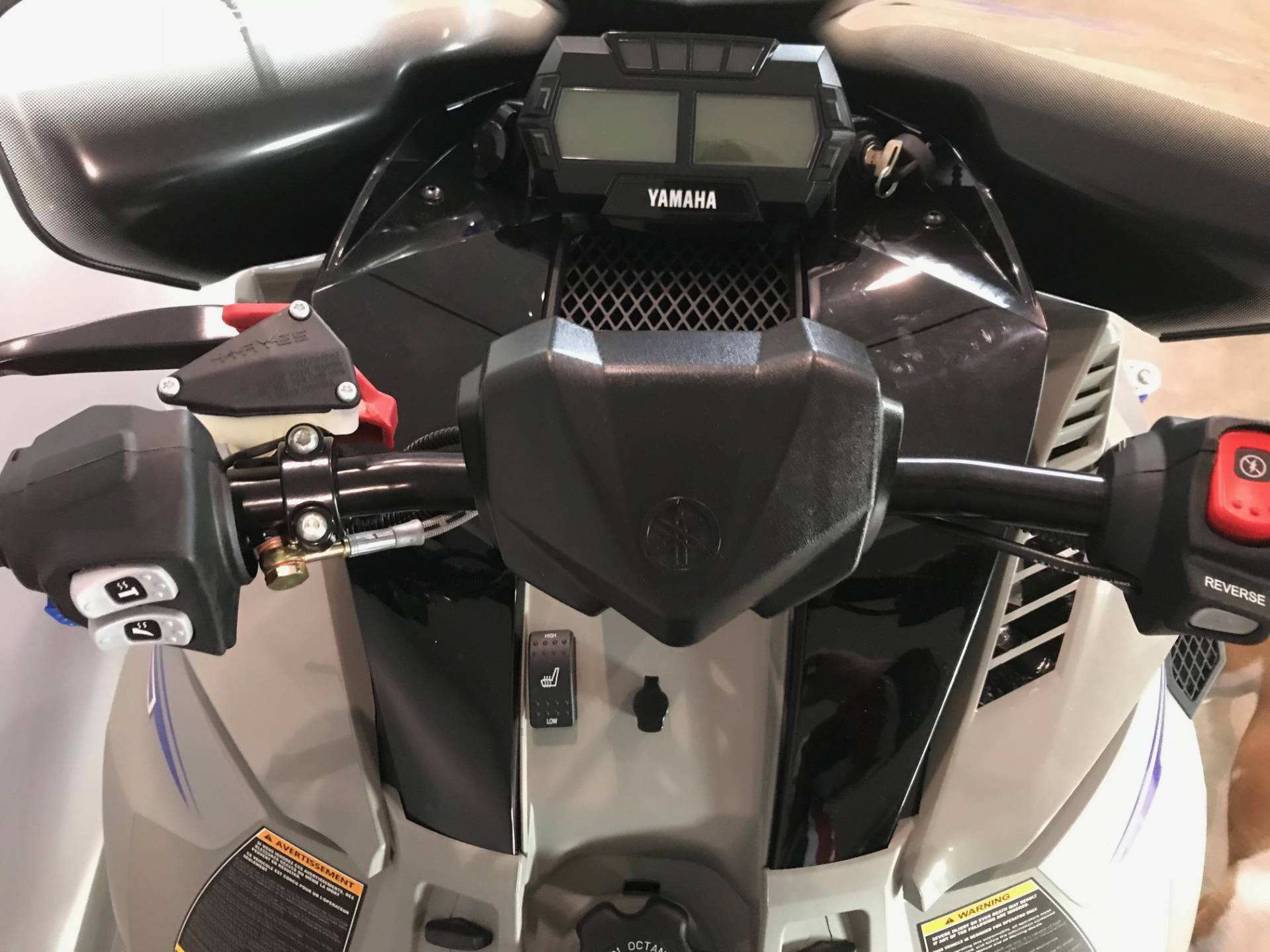 2018 Yamaha Sidewinder S-TX DX 137 in Hancock, Michigan - Photo 3