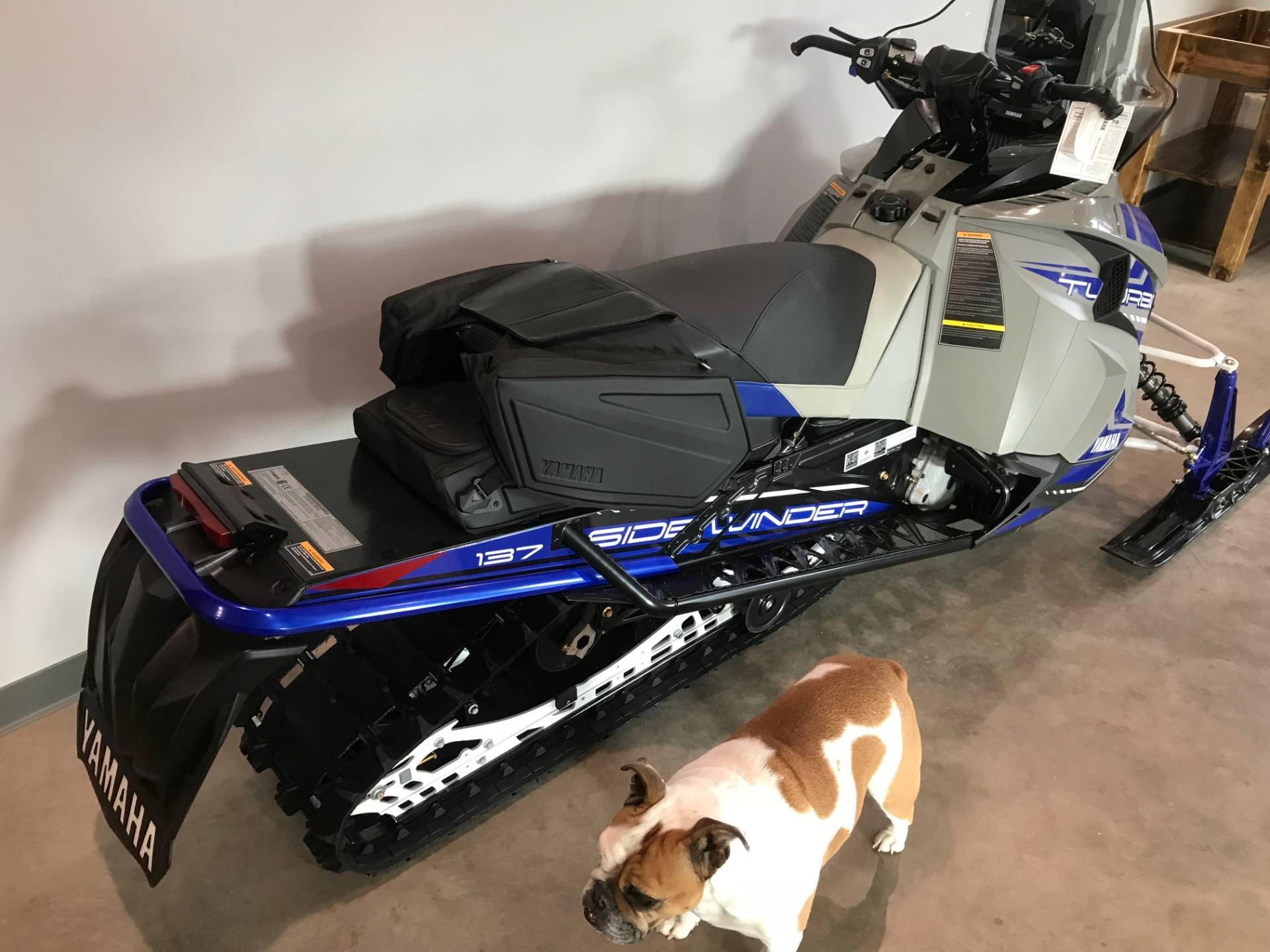 2018 Yamaha Sidewinder S-TX DX 137 in Hancock, Michigan - Photo 4