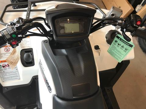 2019 Suzuki KingQuad 500AXi Power Steering SE in Hancock, Michigan