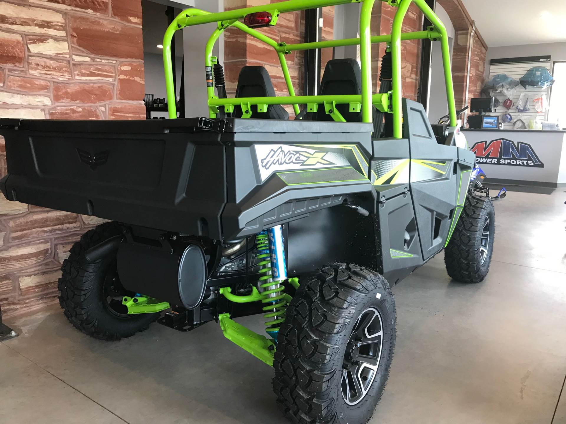 2018 Textron Off Road Havoc X in Hancock, Michigan