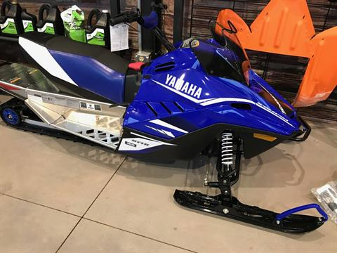 2018 Yamaha SnoScoot in Hancock, Michigan