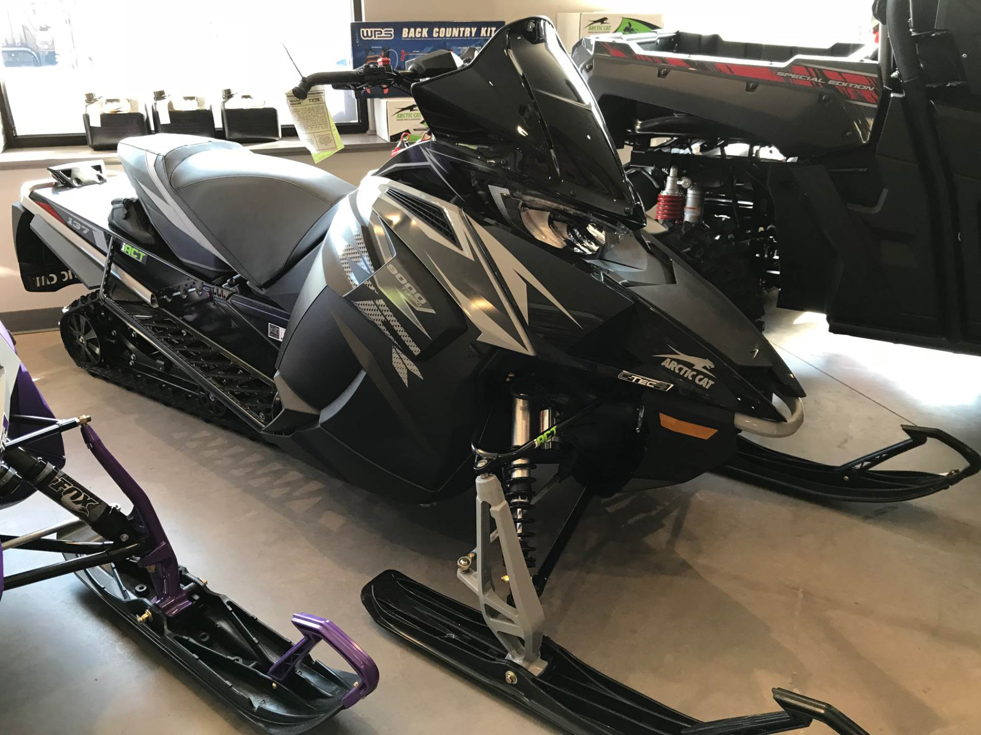 2019 Arctic Cat ZR 9000 Limited 137 iACT in Hancock, Michigan