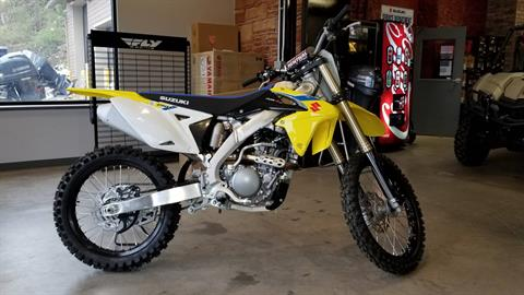 2018 Suzuki RM-Z250 in Hancock, Michigan - Photo 2
