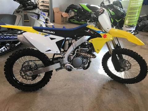 2018 Suzuki RM-Z250 in Hancock, Michigan - Photo 4