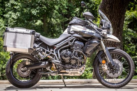 2014 Triumph Tiger 800 XC ABS in Mobile, Alabama