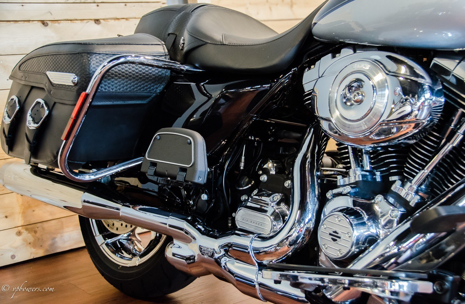 2012 Harley-Davidson Road King Classic in Mobile, Alabama - Photo 3