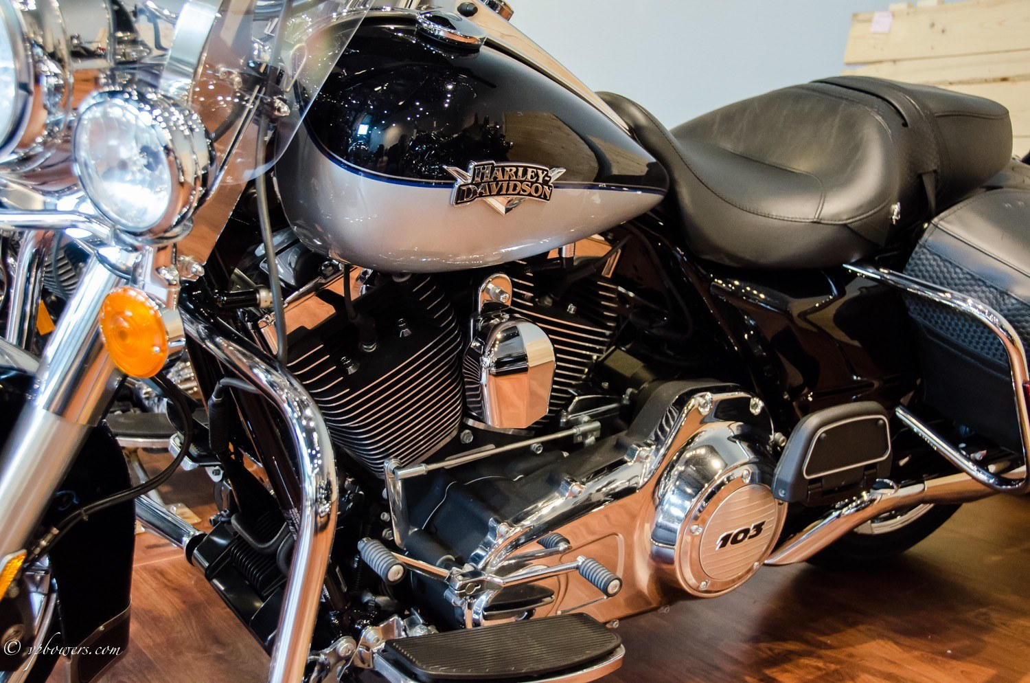 2012 Harley-Davidson Road King Classic in Mobile, Alabama - Photo 1