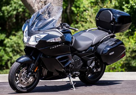 2015 Triumph Trophy SE ABS in Mobile, Alabama
