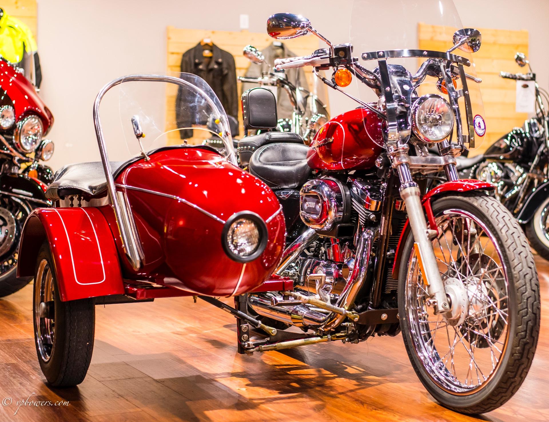 2006 harley-davidson sportster® 1200 custom motorcycles mobile