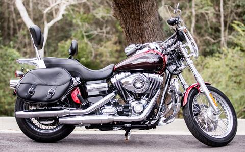 2012 Harley-Davidson Dyna® Super Glide® Custom in Mobile, Alabama