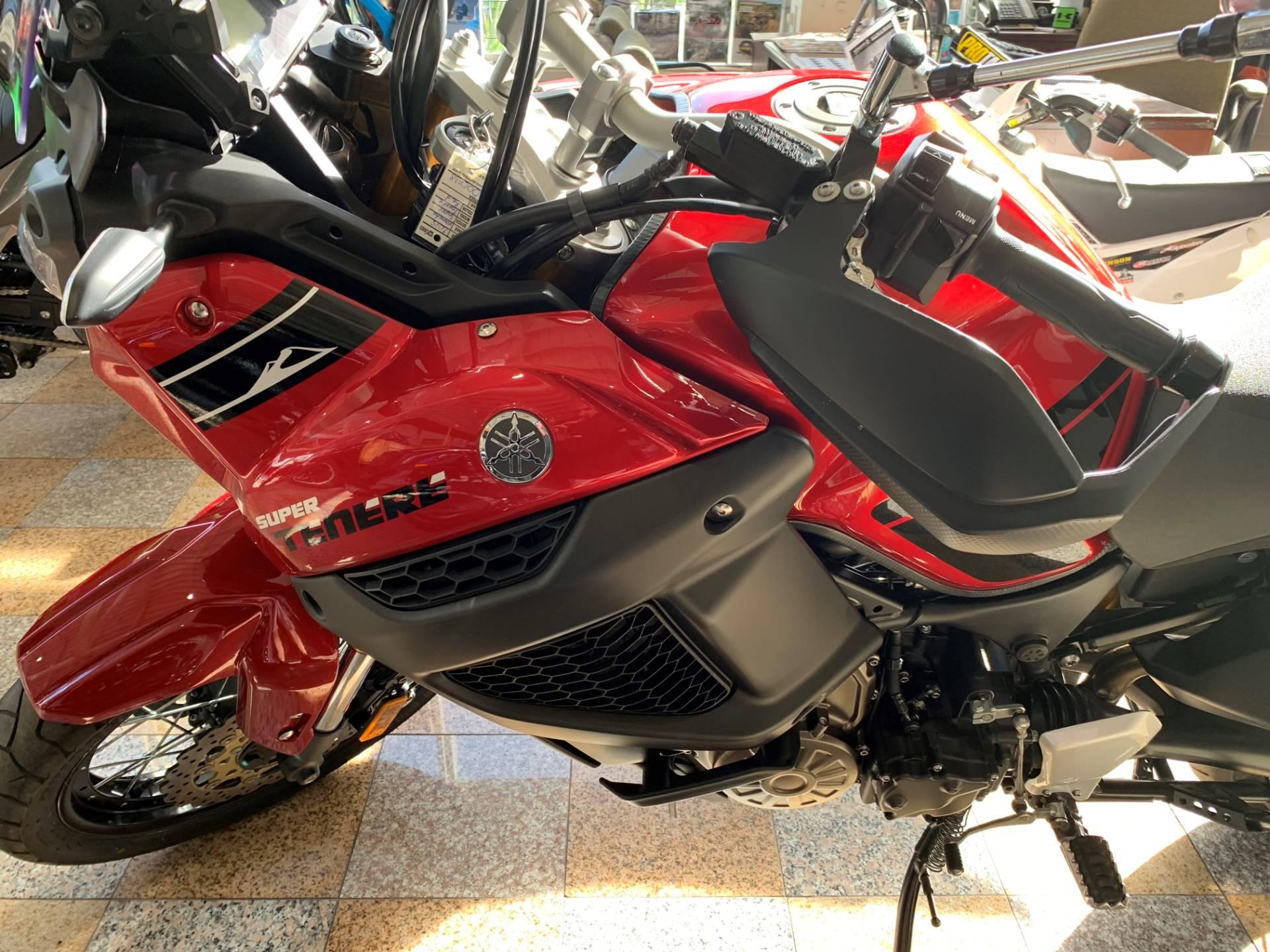 2015 Yamaha Super Tenere ES 9