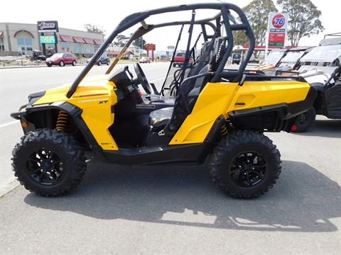2015 Can-Am Commander™ XT™ 1000 in Eureka, California