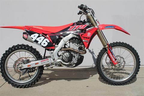 2018 Honda CRF250R in Allen, Texas - Photo 1
