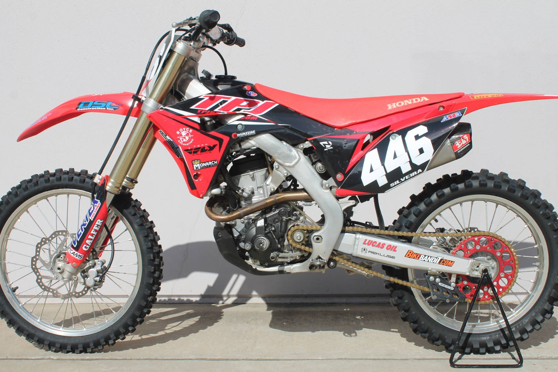 2018 Honda CRF250R in Allen, Texas - Photo 4