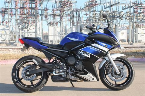 2013 Yamaha FZ6R in Allen, Texas