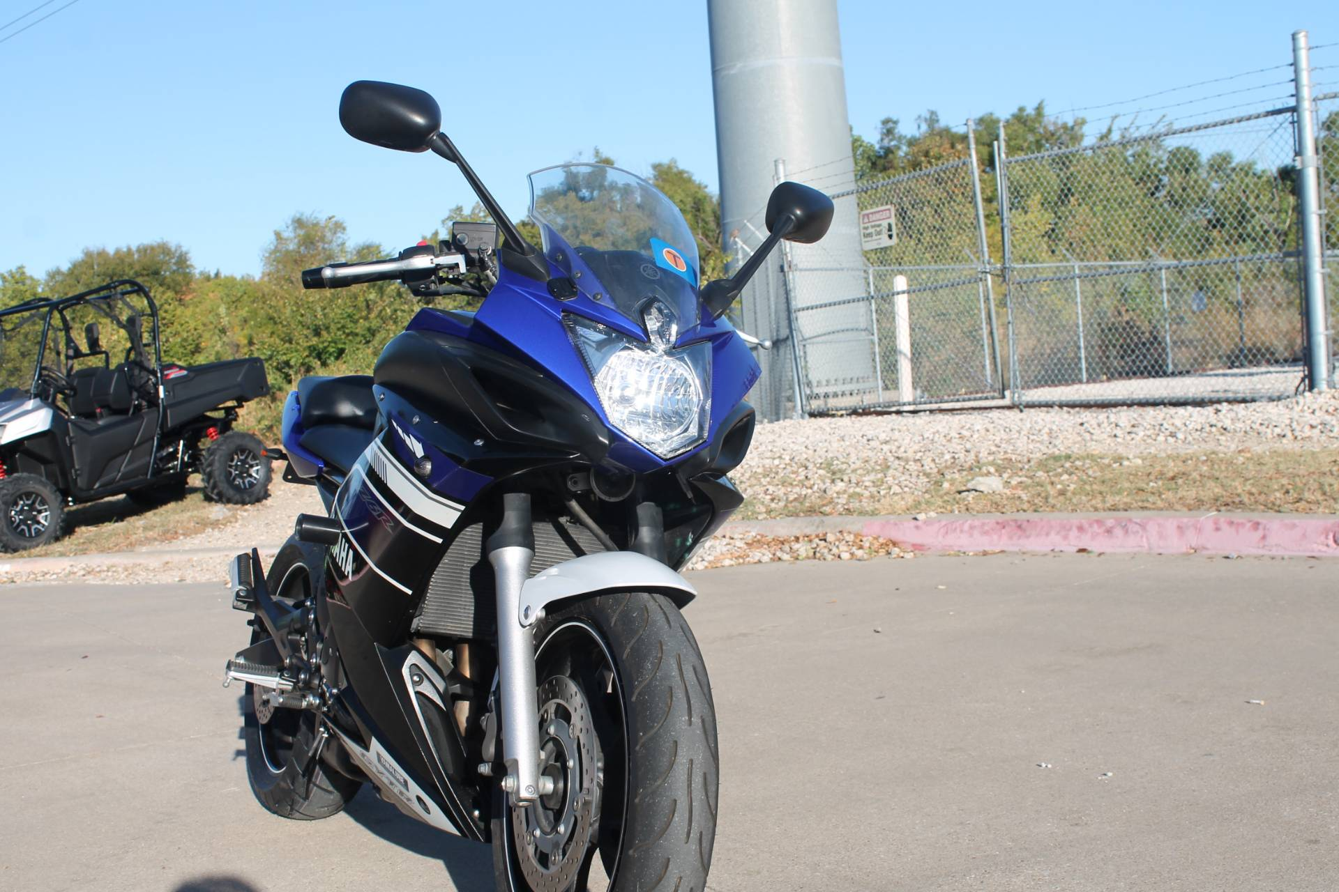 2013 Yamaha FZ6R in Allen, Texas - Photo 2