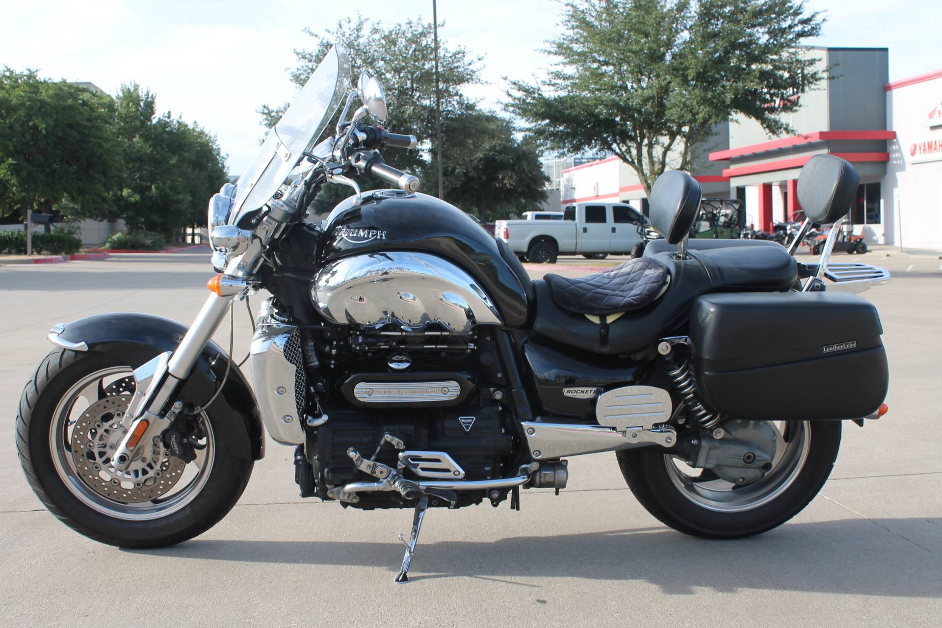 2009 Triumph Rocket III in Allen, Texas - Photo 6