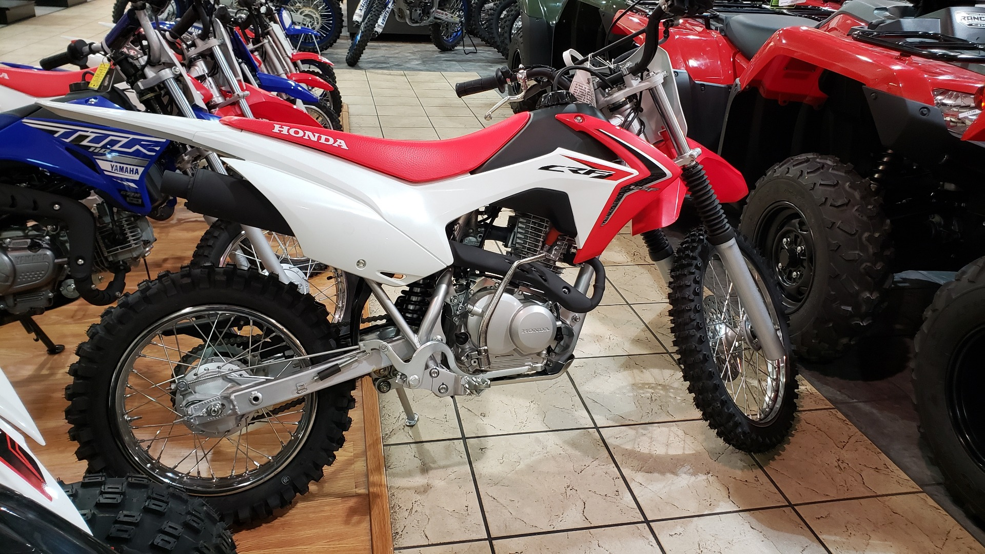 2018 Honda CRF125F in Allen, Texas - Photo 1