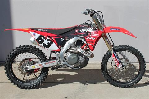2019 Honda CRF450R in Allen, Texas - Photo 1