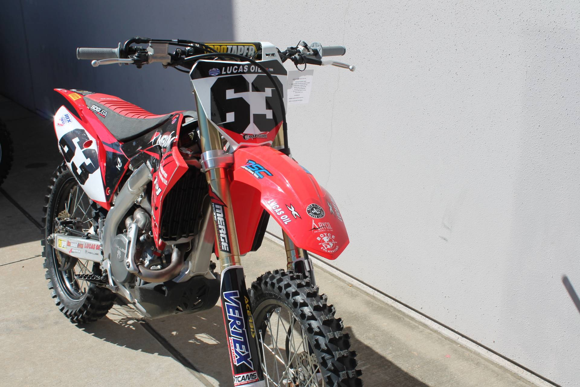 2019 Honda CRF450R in Allen, Texas - Photo 2