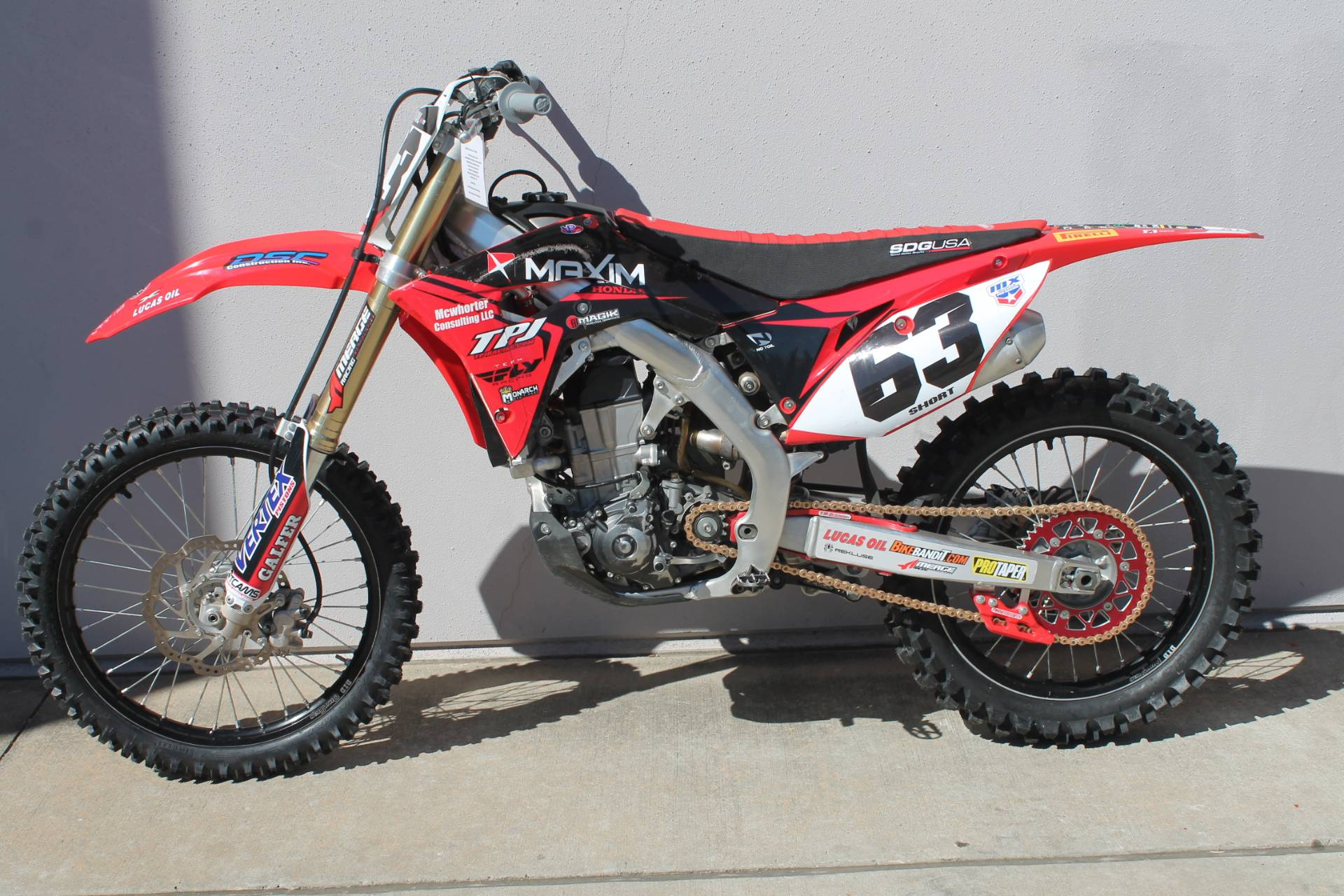 2019 Honda CRF450R in Allen, Texas - Photo 5
