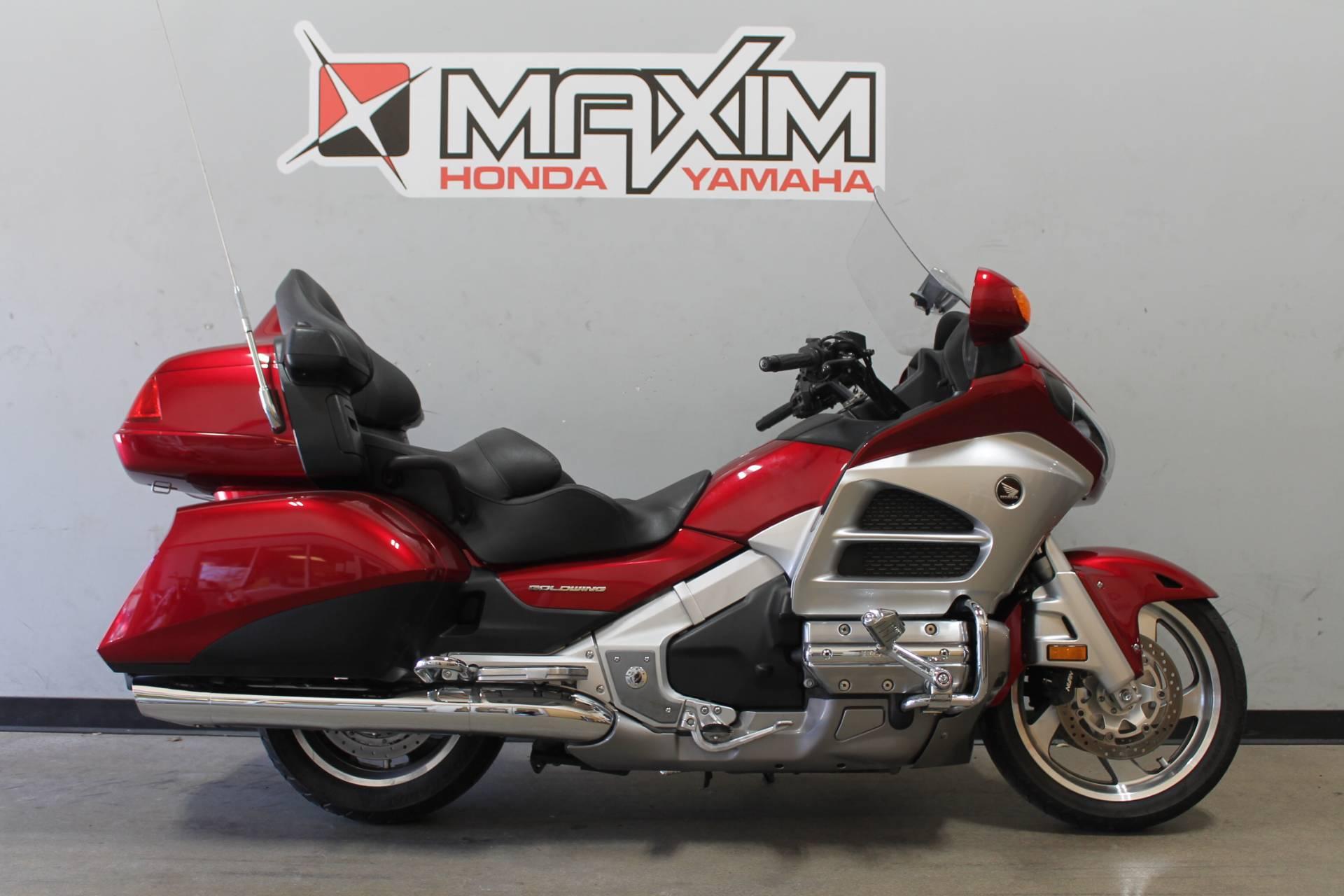 2012 Honda Goldwing for sale 135242