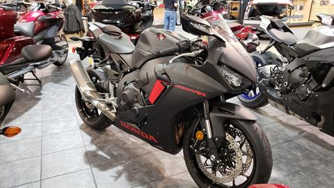 2018 Honda CBR1000RR in Allen, Texas - Photo 1