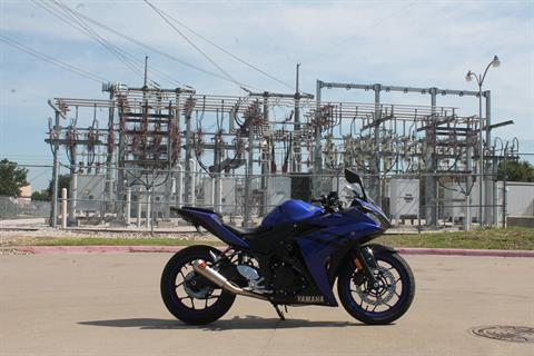 2018 Yamaha R-3 in Allen, Texas