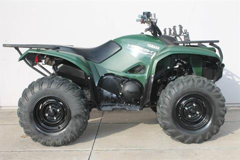 2016 Yamaha Kodiak 700 in Allen, Texas