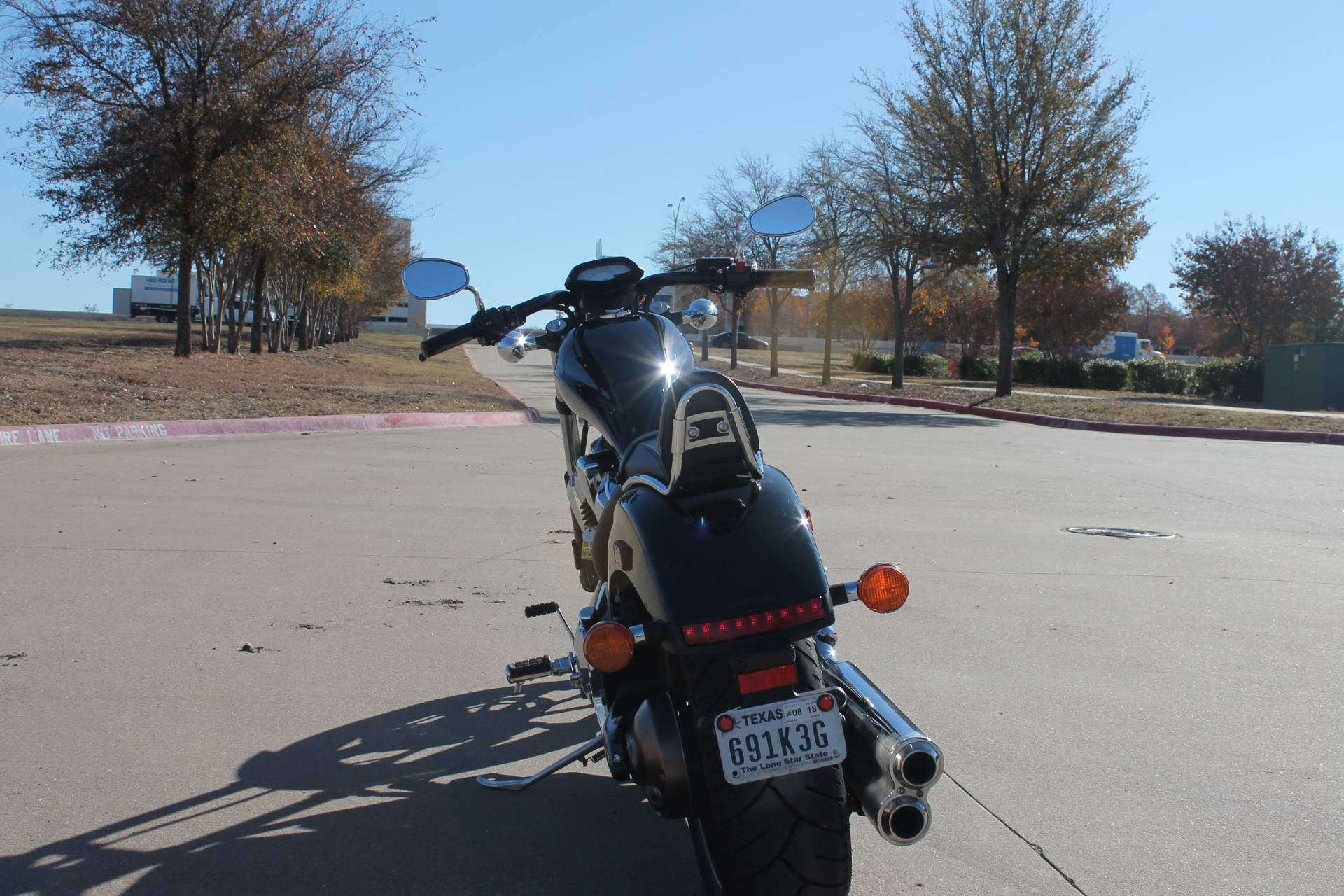 2015 Honda Fury® in Allen, Texas - Photo 4