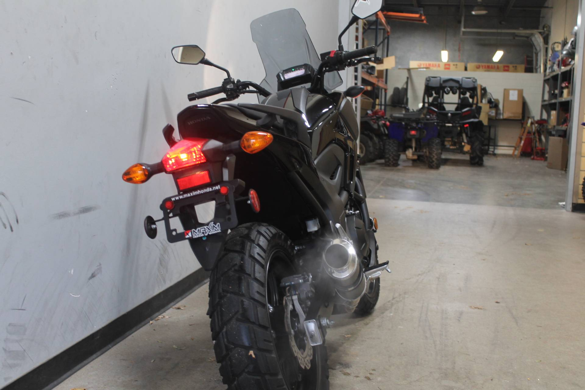 2014 Honda NC700X in Allen, Texas