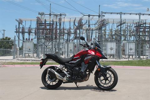 2017 Honda CB500XH in Allen, Texas