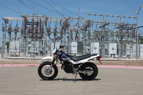 2017 Yamaha TW200 in Allen, Texas