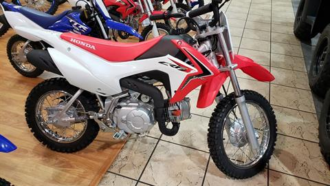 2018 Honda CRF110F in Allen, Texas - Photo 1