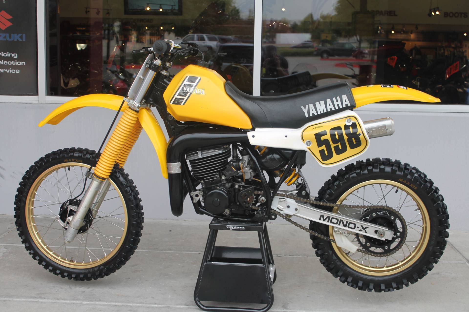 1983 Yamaha YZ490 in Allen, Texas