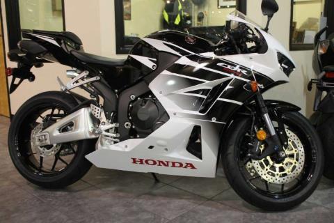 2016 Honda CBR600RR in Allen, Texas