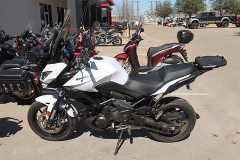 2015 Kawasaki Versys in Allen, Texas