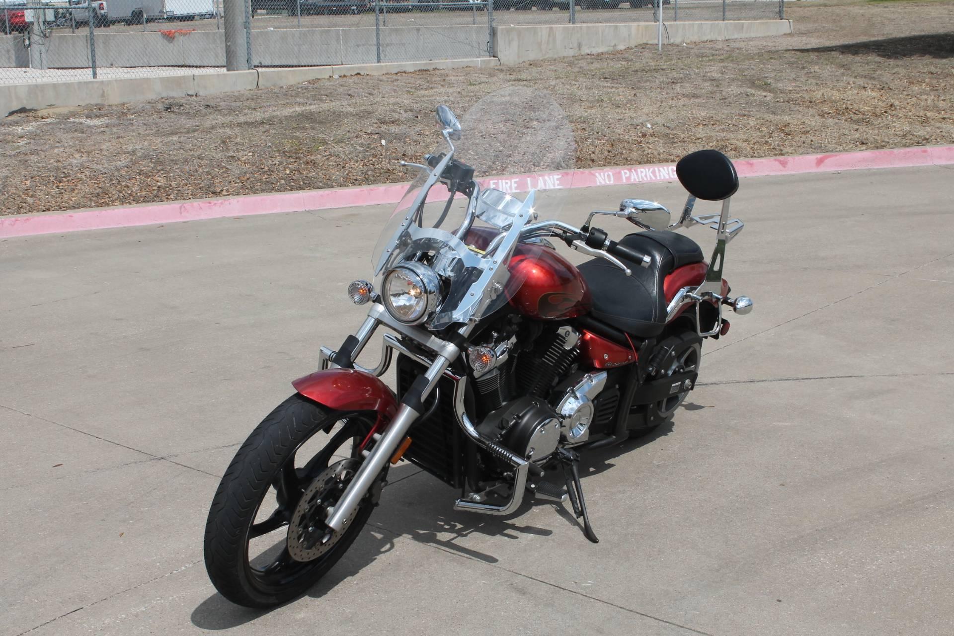 2011 Yamaha STRYKER 2