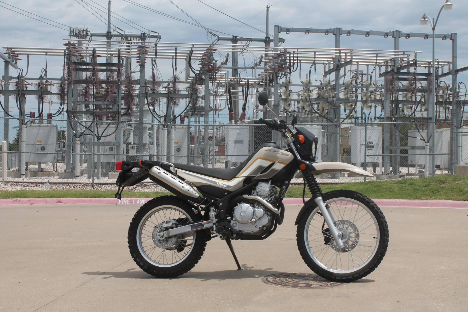 2018 Yamaha XT250 for sale 138875