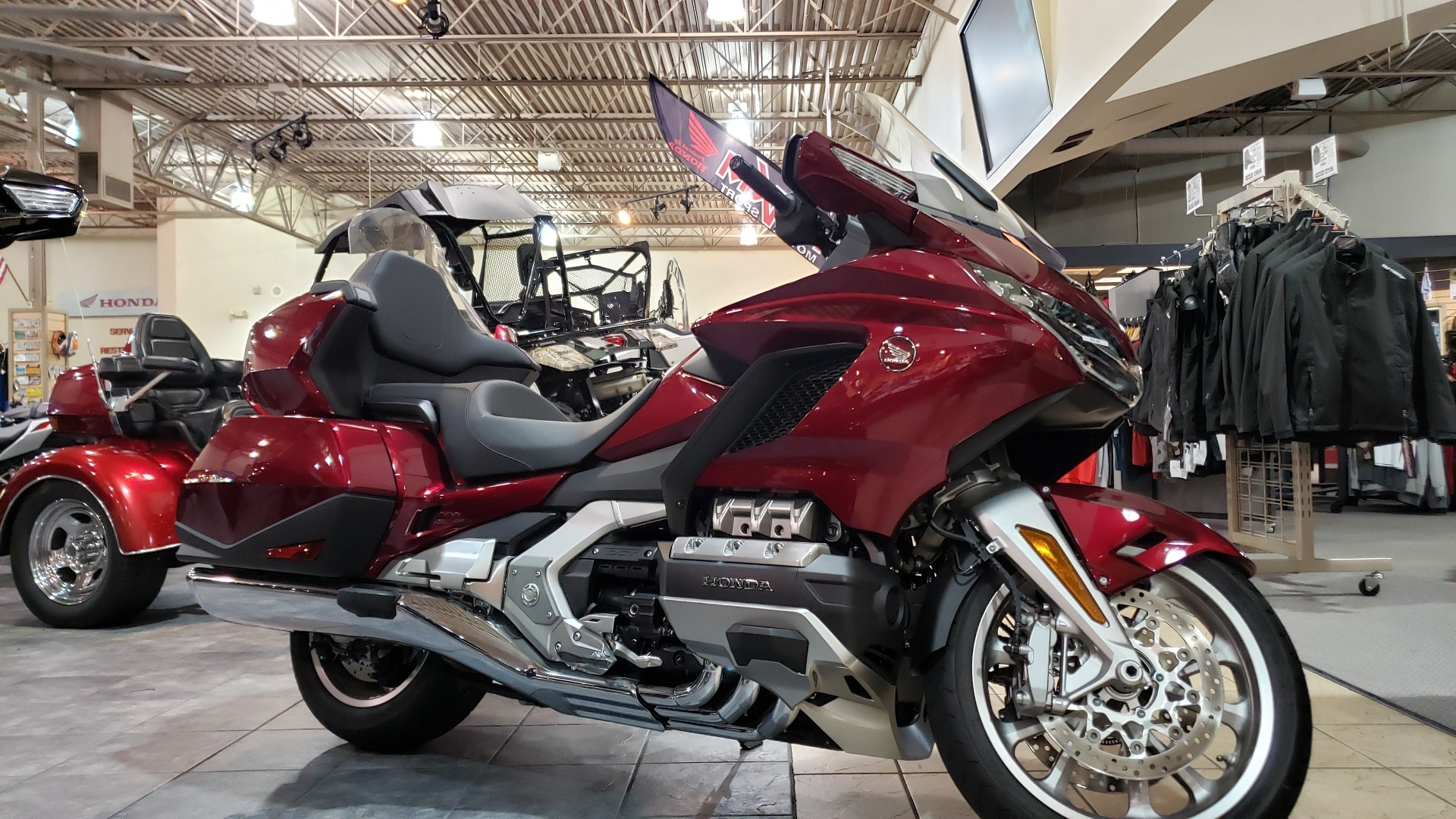 2018 Honda Gold Wing Tour Automatic DCT in Allen, Texas - Photo 1