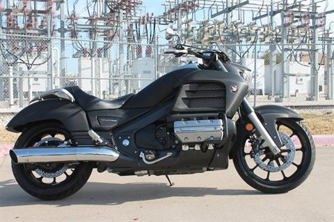 2014 Honda Gold Wing® Valkyrie® in Allen, Texas