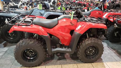 2018 Honda FourTrax Rancher 4x4 DCT EPS in Allen, Texas - Photo 1