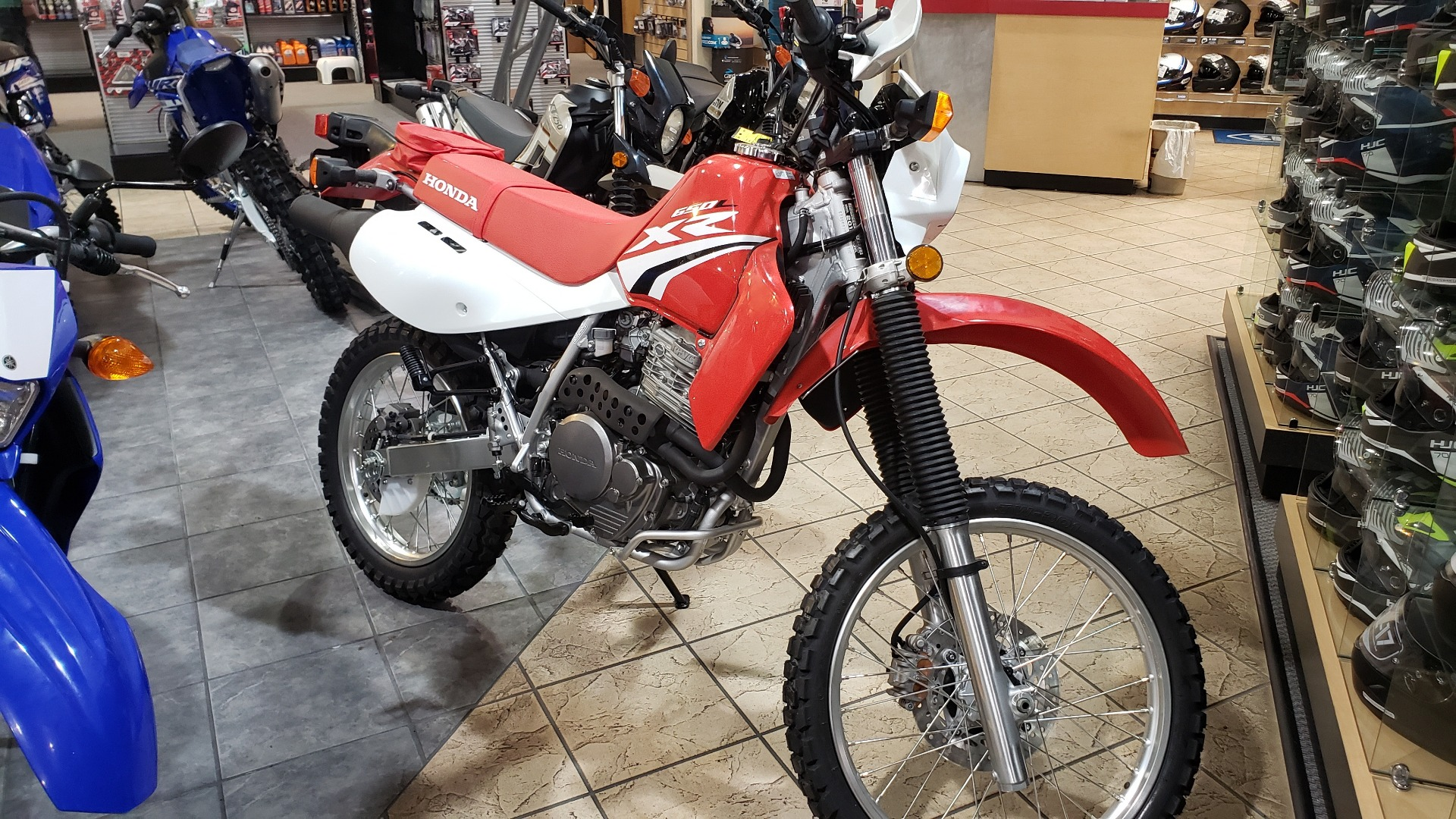 2018 Honda XR650L in Allen, Texas - Photo 1