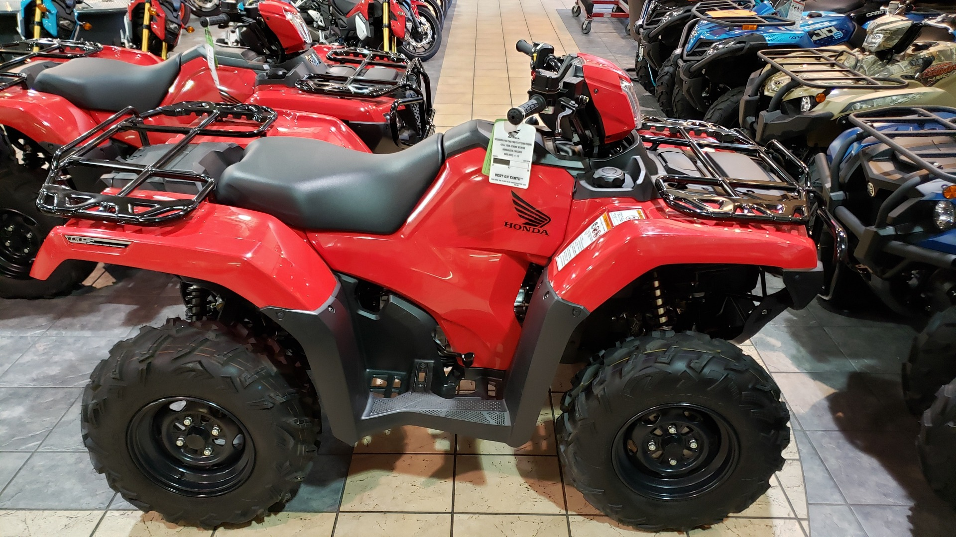 2018 Honda FourTrax Foreman Rubicon 4x4 Automatic DCT EPS in Allen, Texas - Photo 1