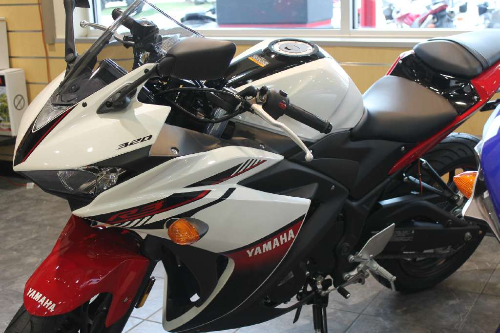 2016 Yamaha YZF-R3 in Allen, Texas