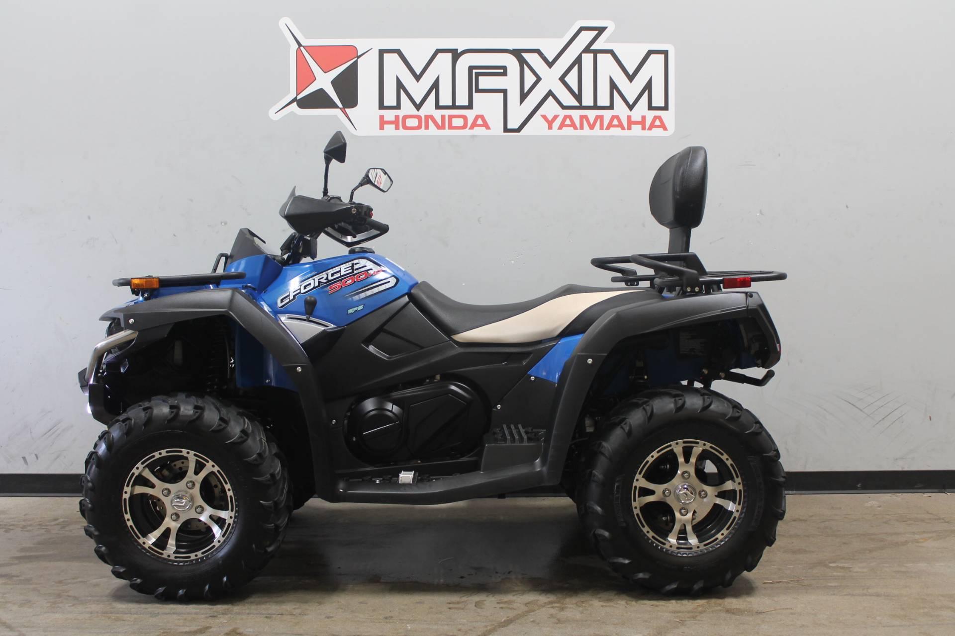 2015  CFORCE 500 HO for sale 125165